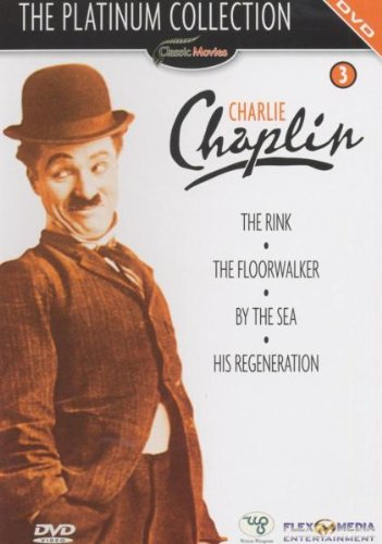 Charlie Chaplin - The Platinum Collection 3