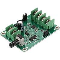 5V-12V DC Brushless Driver Board Controller For Hard Drive Motor 3/4 Wire Durable Brushless Motor Driver Board(Color:green)
