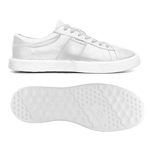 Superga  2832 Nylu, Sneakers Basses Unisexe adulte white