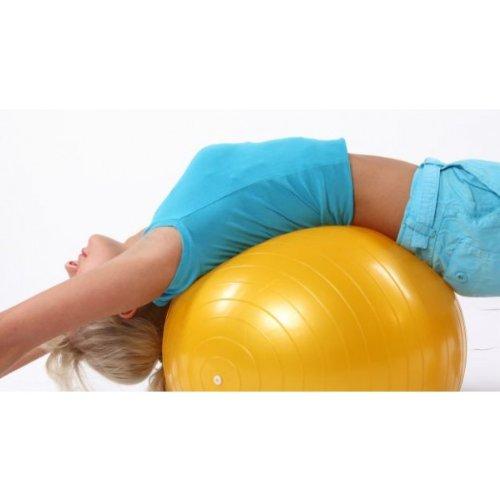 Palla psicomotoria per ginnastica allenamento pilates yoga MWS