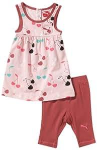PUMA Story Girls Baby 2 Piece parfait pink Size:68