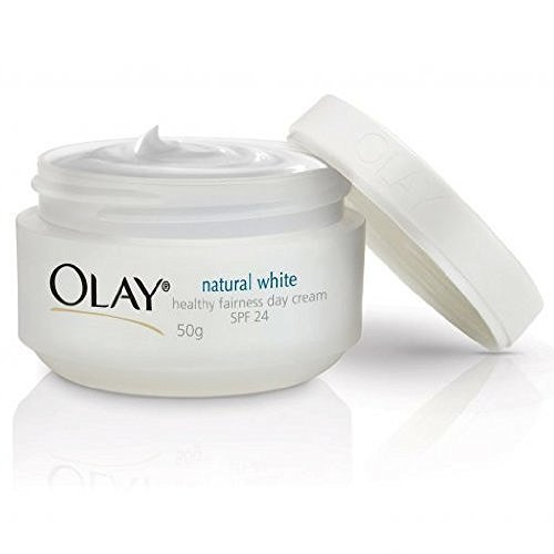 Olay, Olay Natural White Gesunde Fairness Day Cream Spf 24 50G - Day Cream Olay