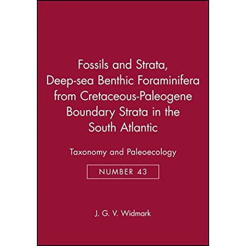 Deep-sea Benthic Foraminifera from Cretaceous-Paleogene Boundary Strata in the South Atlantic: Taxonomy and