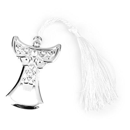 Bomboniera apribottiglie argento angelo design sposa matrimonio guest regalo