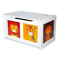 Tidlo T-0226 - Jungle Spielzeugtruhe