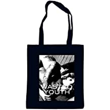 Wasted Youth 2 Girls Bag Black