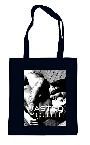 Wasted Youth 2 Girls Sac Noir