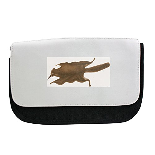 Preisvergleich Produktbild Pencil case with The image of the back view of Pteromys momonga or Japanese lesser flying squirrel in English. This image is from ja.wikipedia.org wiki E3 83 A2 E3 83 A2 E3 83 B3 E3 82 AC media File P