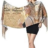 Photo de wangjinqi11 Carrie Underwood Some Hearts Music Women Large Soft Imitate Cashmere Scarf par wangjinqi11