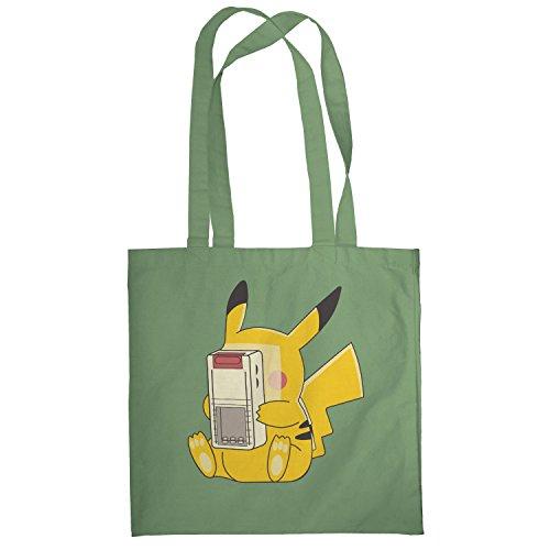 Texlab–Gioco Chu–sacchetto di stoffa Oliva