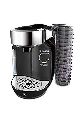 Bosch TAS7002 Tassimo Caddy Machine Multi-Boissons Automatique Noir