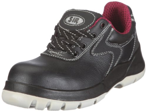 Sir Safety Metal Top Anaconda S3 SRC 23052484, Chaussures de sécurité mixte adulte Noir-TR-I4-16