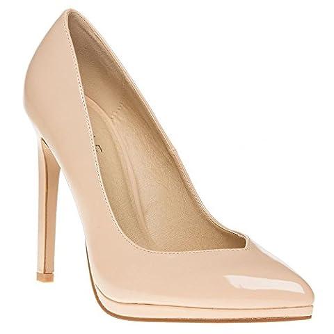 Sole Peridot Damen Schuhe Weiß