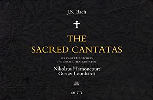 Bach: Complete Sacred Cantatas