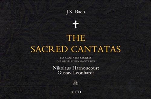 Complete Sacred Cantatas (Sämtl.Geistl.Kantat.) (Samurai Suzuki Top)