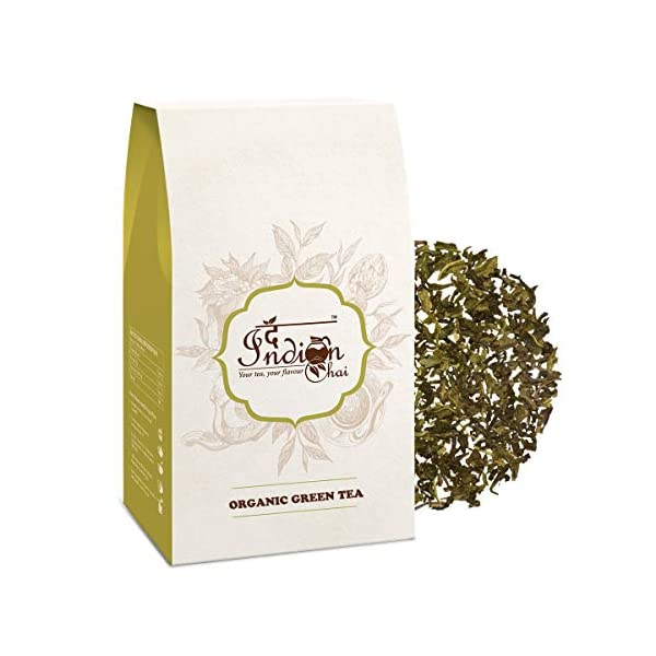 The-Indian-Chai-Organic-Green-Tea-100g-Single-Estate-Darjeeling-Tea-Slimming-Tea-for-Weight-Loss-Herbal-Tea-Detox-Tea-Nitrogen-Filled-Vacuum-Sealed-for-Freshness