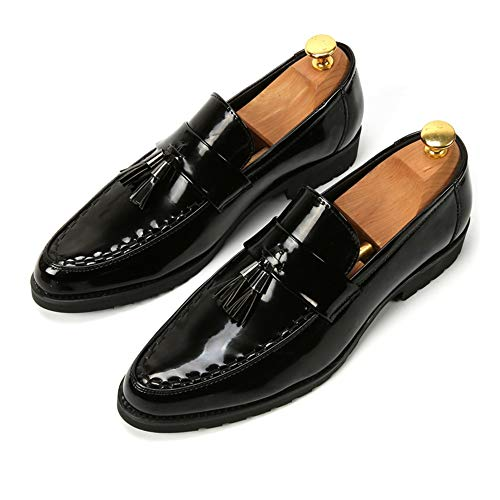 Apragaz Mocasines Parte Superior Moda Hombres, Zapatos