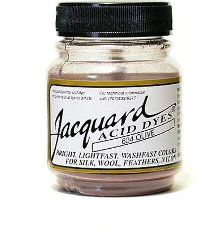 Jacquard Acide teintures (Olive)