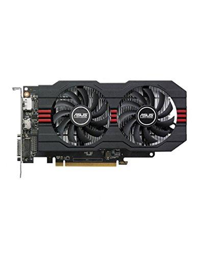 ASUS AMD Radeon RX560-O4G Grafikkarte (AMD, PCI-E 3.0, 4GB GDDR5 Speicher, 1xHDMI, 1xDVI, 1xDisplay Port)