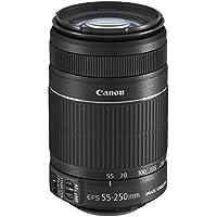 Canon EF-S 55-250mm 4,0-5,6 is II - Obiettivo per EOS (stabilizzatore d'immagine)