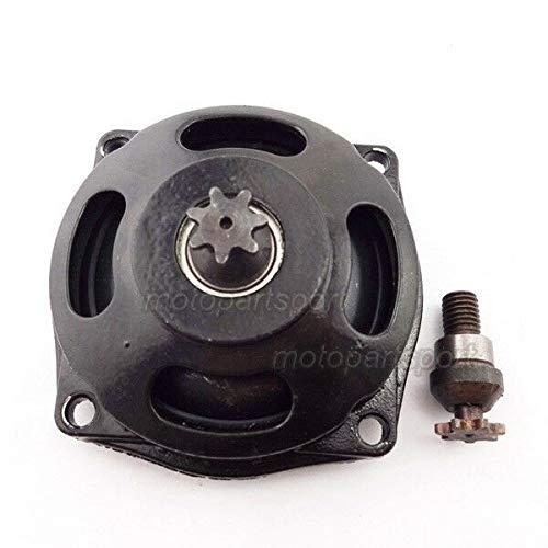 FidgetKute 25H 7 Zähne Kupplungstrommel Getriebe für 47 49cc Mini Moto Dirt Pocket Bike ATV Quad (Bike Pocket Gebrauchte)