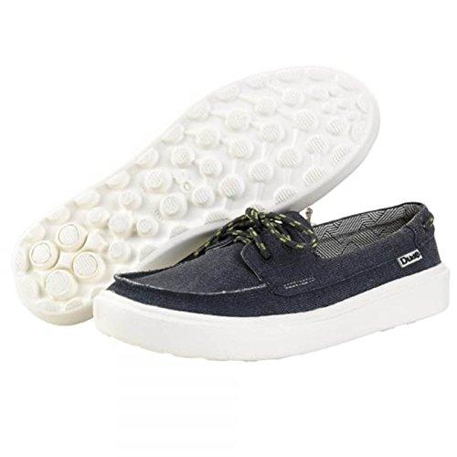 Dude Shoes, Mocassini uomo Blue