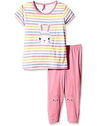 Lina Pink Yummy - Ensemble de pyjama - Fille