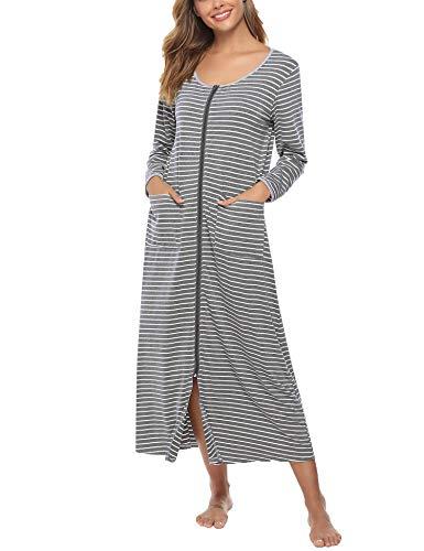 Sykooria Vestido Largo para Mujer
