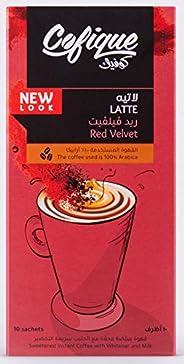Cofique Latte Red Velvet, 240 g