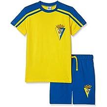 Cádiz CF Pijcad Pijama Corta, Bebé-Niños, ...