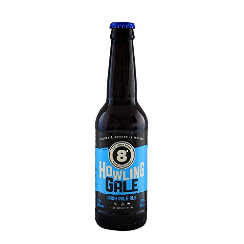 Howling Gale Irish Pale Ale - Eight Degrees Brewing 33cl - Irish Ale