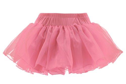 Wild Rose Tüllrock MICHELLE TUTU Baby Pink
