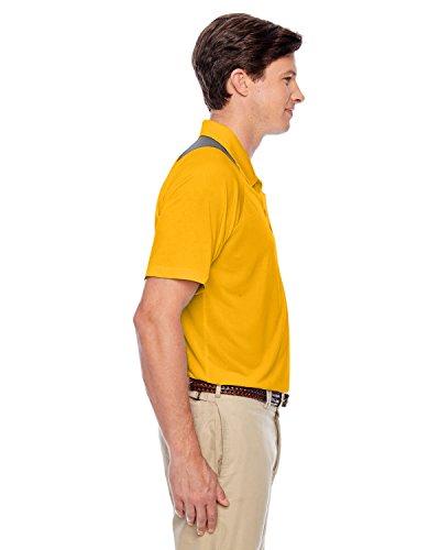 Team 365TT24Herren Innovator Performance Polo Shirt Gold - SP ATHLETIC GOLD
