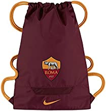 2016-2017 AS Roma Nike Allegiance Gym Bag (Maroon)