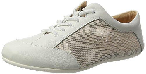 Camper Peu Summer Senda, Sneakers Basses Femme Blanc (White Natural 026)