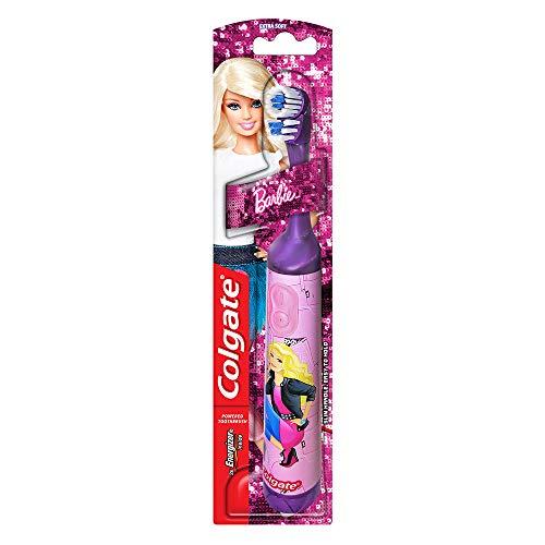Barbie-Zahnbürste von Colgate.