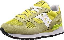 Saucony Shadow Original Damen, Wildleder, Sneaker Low, 40 EU