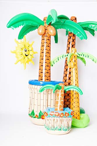 Aufblasbare Palme mit Kühler, circa 60 cm, Folat 20568 - 3