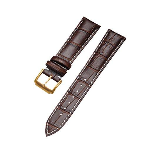 Klug Herrenuhr Herren Braun Lederarmband Uhr Sport Militär Wasserdicht Armbanduhr Elegant Im Geruch Armbanduhren Uhren & Schmuck