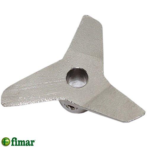 fimar sl0744-Klinge für Hand-Mixer Shredder und Mixer mx-25, MX422-Wege Koaxial-, FM3 (Koaxial-mixer)