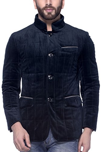 Tinted Men's Velvet Blazer  available at amazon for Rs.999