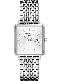 Rosefield Reloj Analógico para Mujer de Cuarzo con Correa en Acero  Inoxidable QWSS-Q08 3e274790d10c