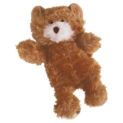 Dr Noys Dr. Noy's Teddy Bear Plush Dog Toy Size: X-small by