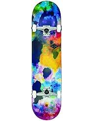 Globe sSkateboard fFull oOn