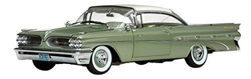 sunstar-1-18-pontiac-bonneville-hardtop-1959-green