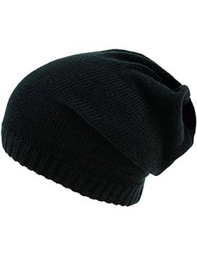 Everyhead Gorro De Niños Beanie Punto Invierno Oversized Sombrero Largo Forma Un Color Para (EH-FBA-175-W16-JU1...