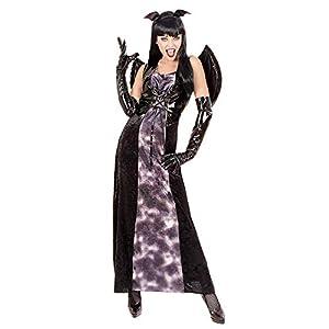 WIDMANN Desconocido Señora disfraz de murciélago gótico  talla XL