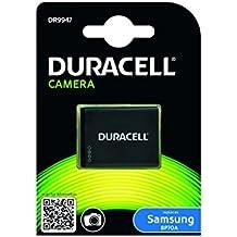Duracell DR9947 - Batería para cámara digital 3.7 V, 670 mAh (reemplaza batería original