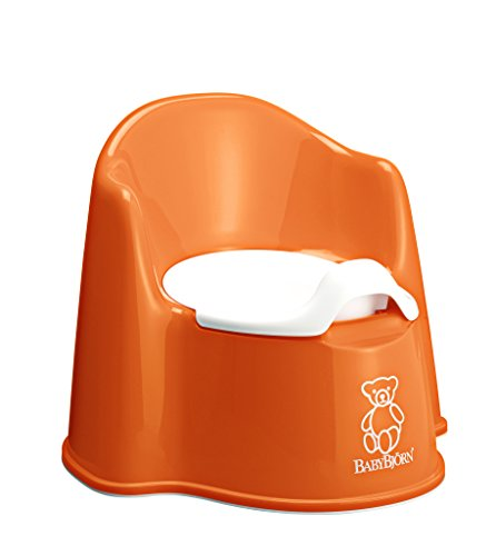 BABYBJÖRN Fauteuil Pot Orange