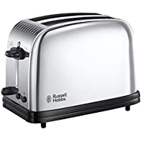Russell Hobbs Grille-Pain, Toaster Victory, Cuisson Rapide et Uniforme - 23311-56